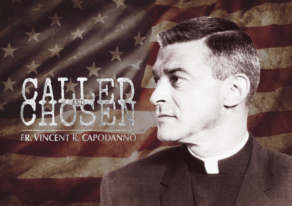 COMING ATTRACTION—A documentary on the life of Father Vincent R. Capodanno, M.M., will air on the Eternal Word Television Network (EWTN).