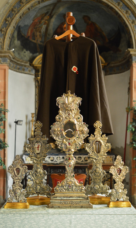 WEEKEND PLANNER—A national tour of Padre Pio's relics will begin in the archdiocese this weekend.