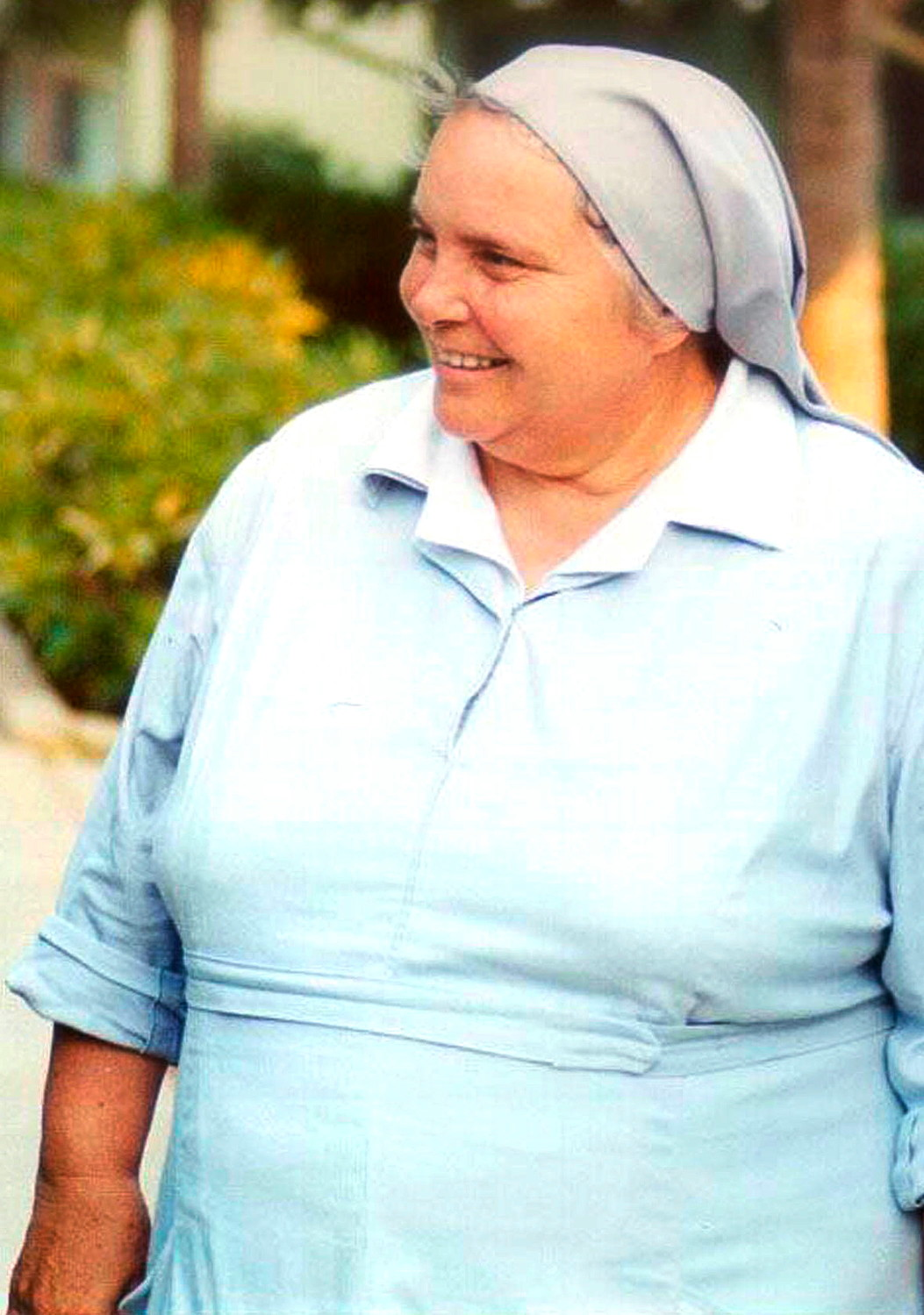 Consolata Sister Leonella Sgorbati, who was murdered in Somalia in 2006, will be beatified in Piacenza, Italy, May 26. She is pictured in an undated photo.