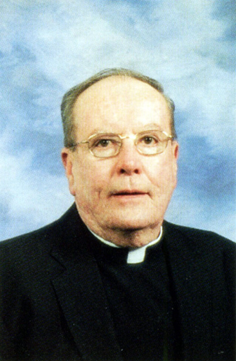 Father John McLoughlin
