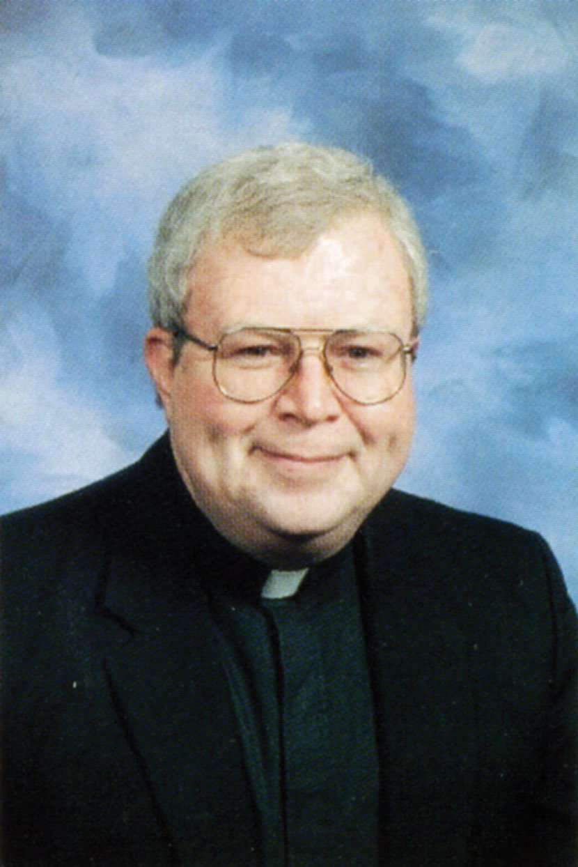Father Edward O'Halloran