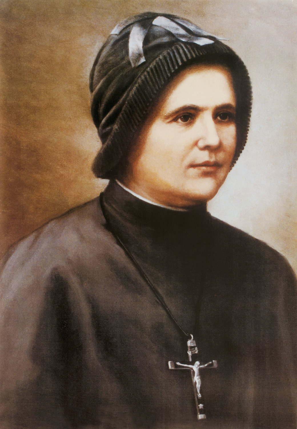 Mother Clelia Merloni, foundress of the Apostles of the Sacred Heart of Jesus.