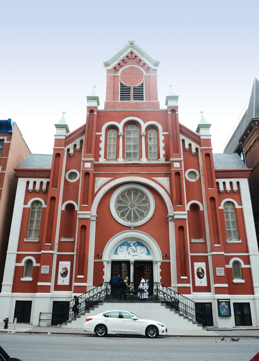 Our Lady of Sorrows Church in Manhattan was dedicated in 1868 and recently completed its 150th anniversary celebration at a Mass offered by Boston Cardinal Sean O'Malley, O.F.M. Cap.