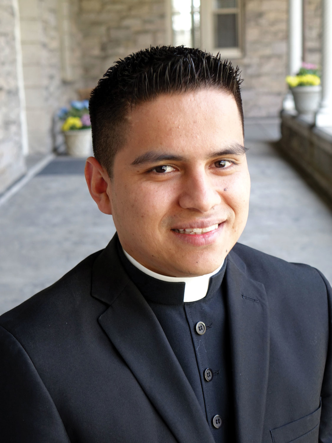 Father James Benavides Quinayas