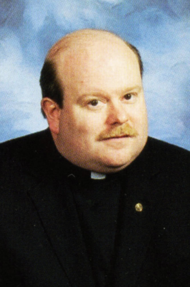 Father Thomas Lutz