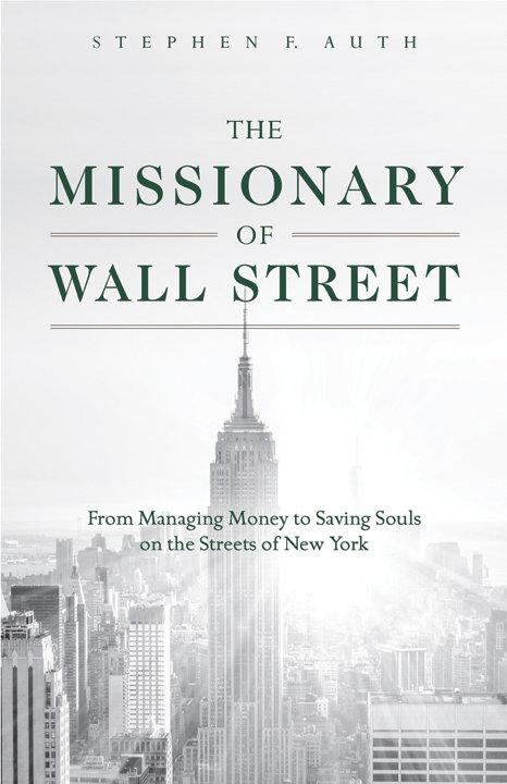 Wall Street Executive Says 'Joyful Perseverance' Sparks