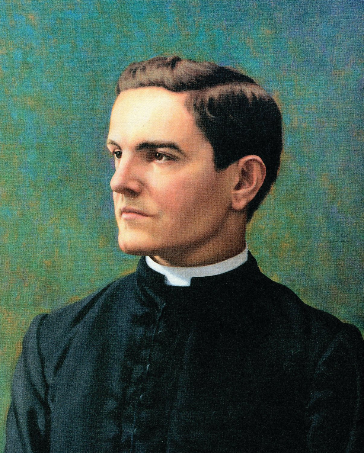 TO BE BLESSED—Pope Francis has approved a miracle attributed to the intercession of Father Michael McGivney, founder of the Knights of Columbus, clearing the way for his beatification, which is to take place in Connecticut in the fall.