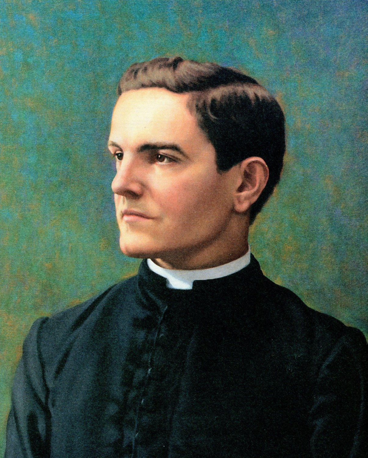 The beatification ceremony for Father Michael McGivney, founder of the Knights of Columbus, will be celebrated Oct. 31 in the Archdiocese of Hartford, Conn. Father McGivney is pictured in an undated portrait.