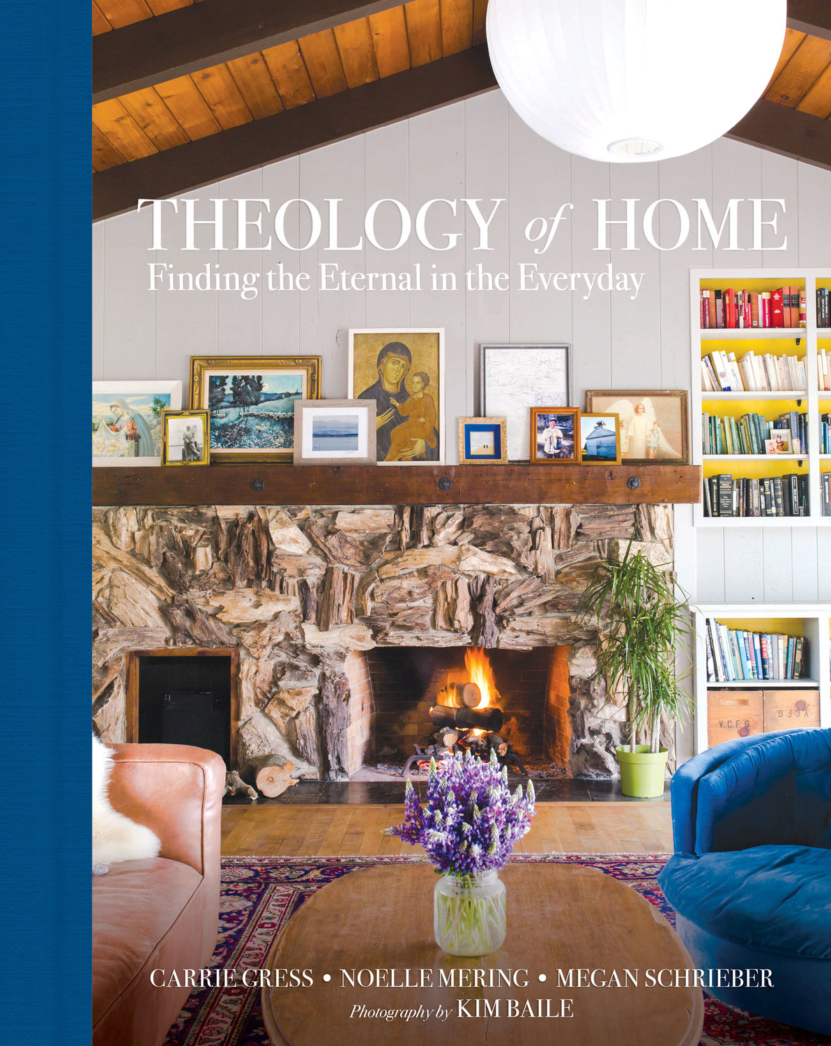 "UPLIFTING IMAGES—The recently published book, ""Theology of Home: Finding the Eternal in the Everyday,"" is aimed at Catholic women and features more than 100 professional photographs of their homes across the country."