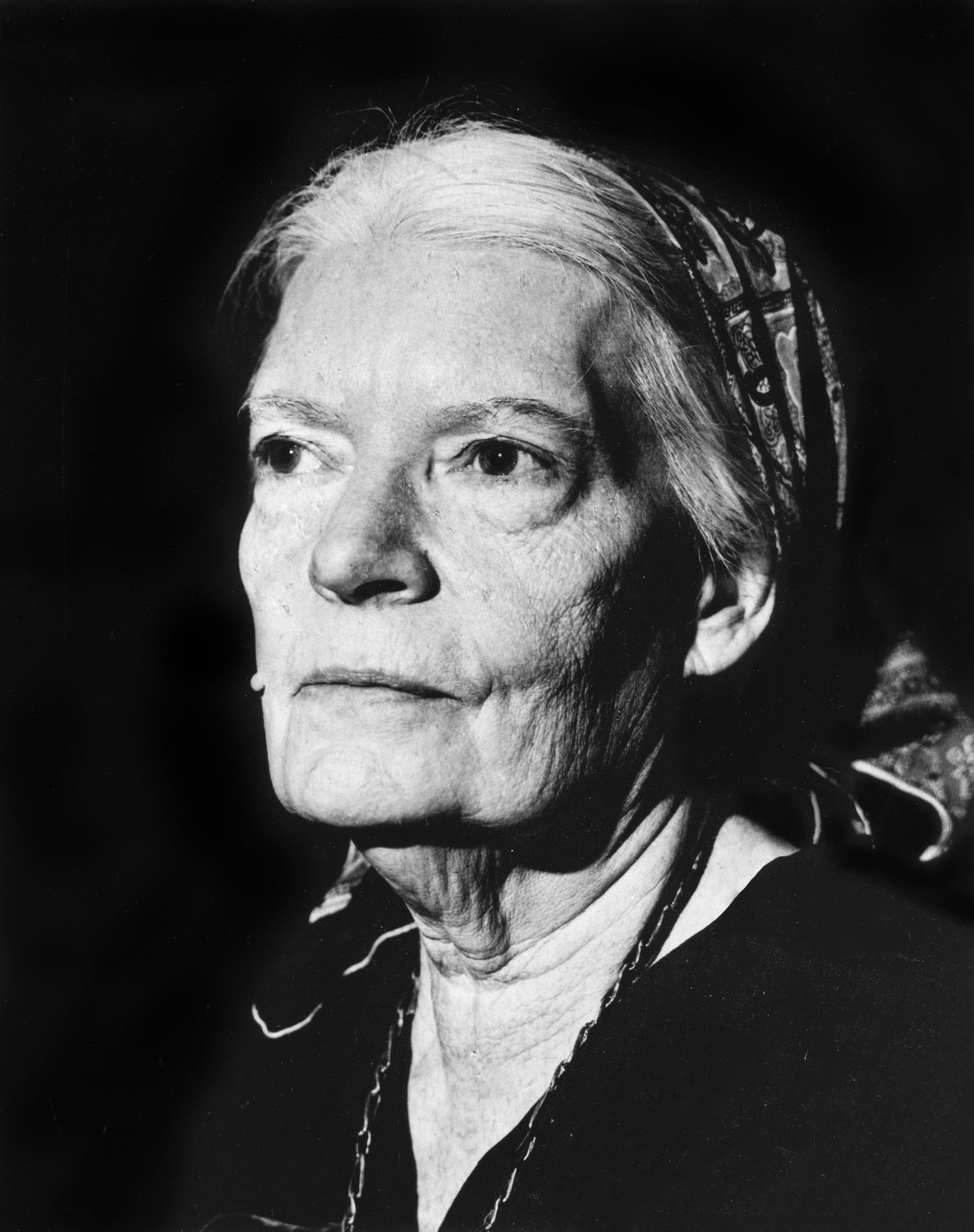 "A still from the film ""Revolution of the Heart: The Dorothy Day Story."""