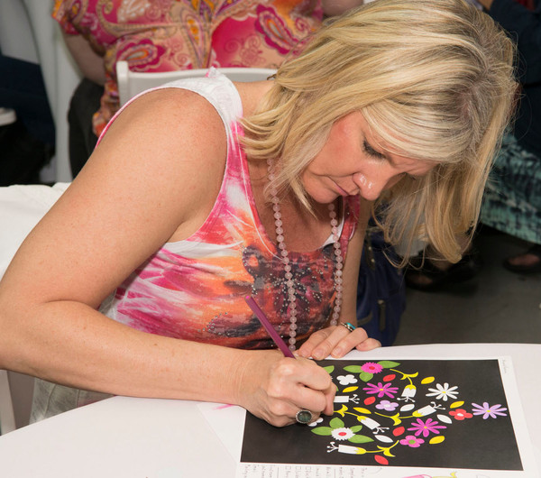 Highlands Ranch Archery Range: Scarf Studio Turns Your Colored Art Into Fashion Accessory