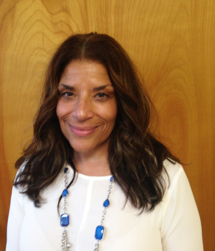 Tonya Harris, the new executive director of the R.I. Coalition Against Domestic Violence.