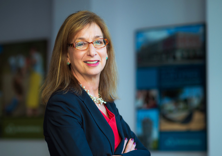 Barbara Fields, the executive and CEO at Rhode Island Housing.
