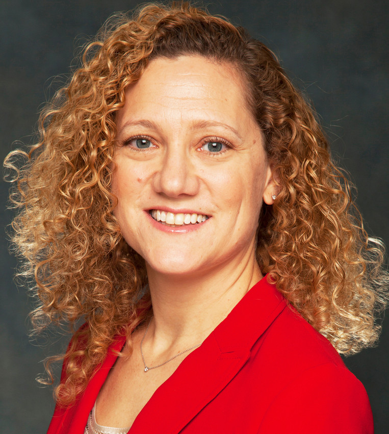 "Dr. Rebekah Gardner, the co-author of a new study, ""Physician stress and burnout: the impact of health information technology."""