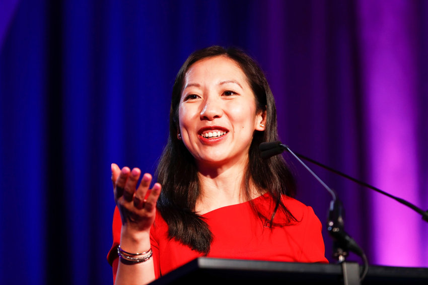 Dr. Leana Wen, president of the Planned Parenthood Federation of America.