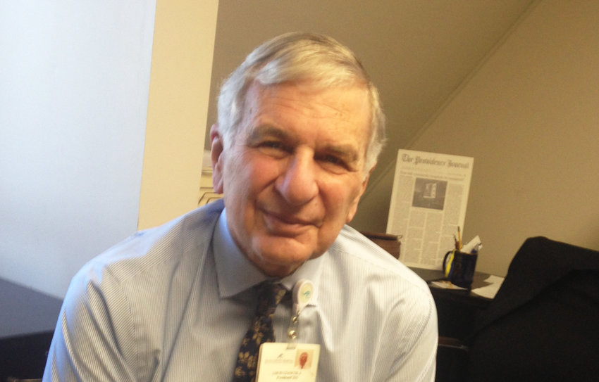 Lou Giancola, the former president and CEO of South County Health.