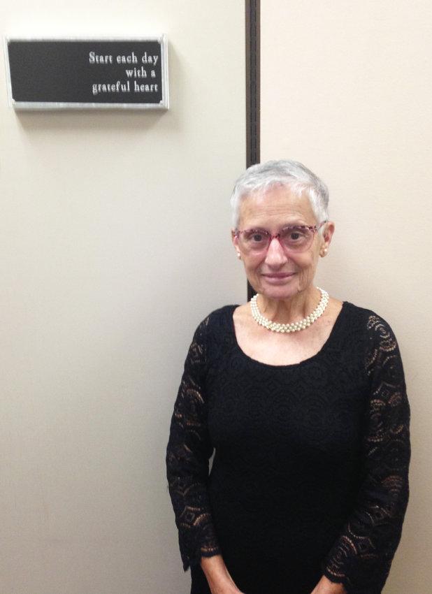 Dr. Frances Gallo, the interim superintendent of Providence Schools.