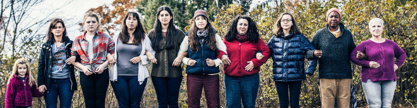 The banner photo from the Women's Fund of Rhode Island website.