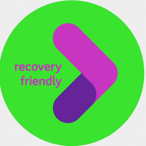 The logo for the Recovery Friendly Workplace initiative in New Hampshire, which Rhode Island plans to use, with the permission of New Hampshire.