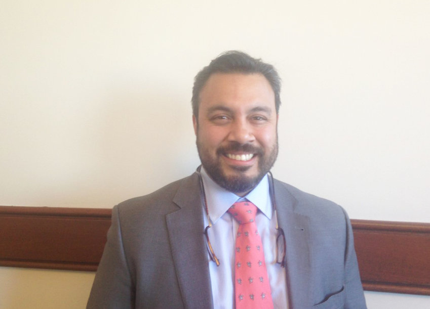 Neil Sarkar, the interim president and CEO of the Rhode Island Quality Institute.
