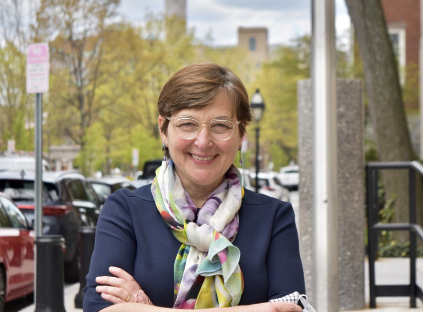 Miriam Weizenbaum, the new Chief of the Civil Division at the R.I. Attorney General's Office.