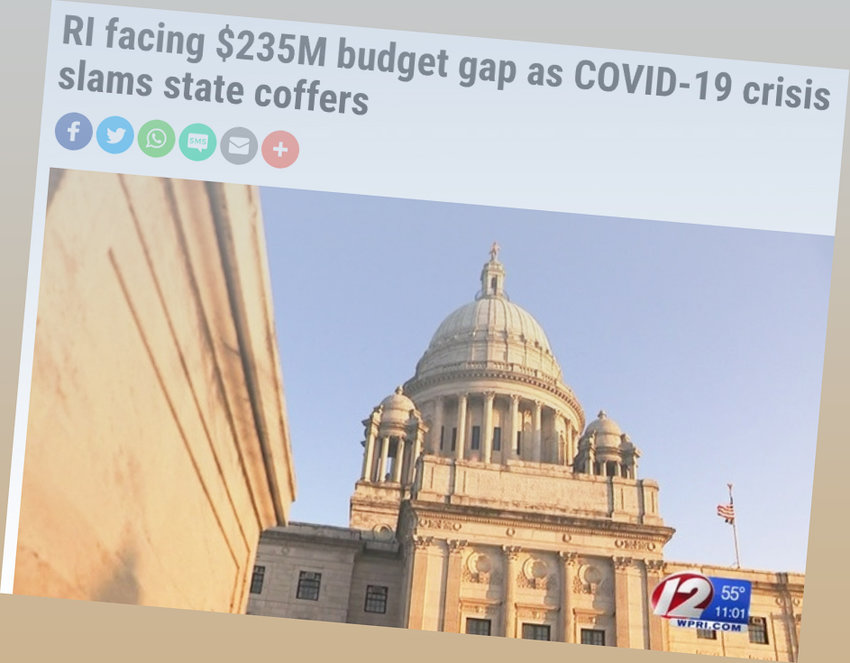 Missing from the news coverage around budget gaps caused by the coronavirus pandemic has been stories about how the state could borrow money as an important tool in its budget toolkit.