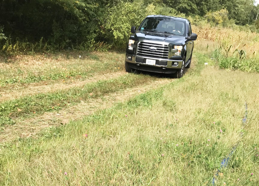 An unknown white male in a black truck reportedly harassed two Black women farmers at the African Alliance of Rhode Island farm site in Johnston on Thursday morning, Sept. 17. The incident was reported to the Johnston police.