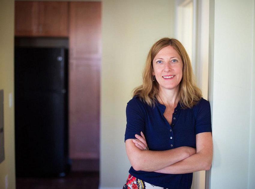 Jennifer Hawkins, the executive director of ONE Neighborhood Builders.