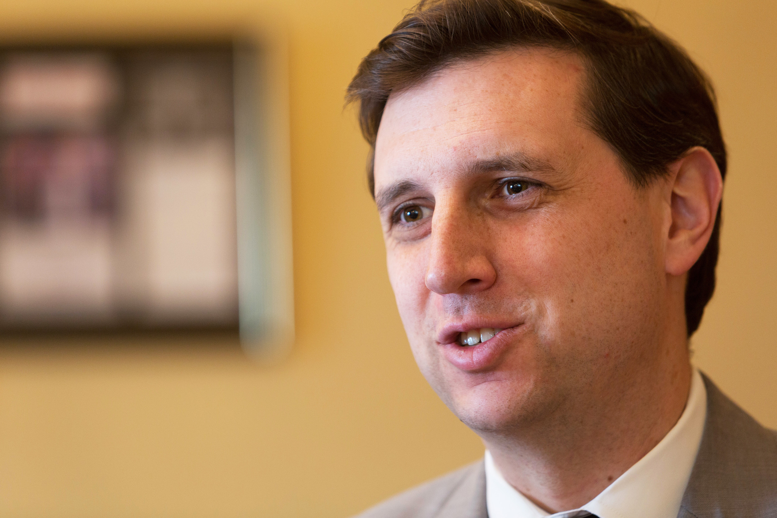 R.I. Treasurer Seth Magaziner has hit the ground running with a proposal to expand the Clean Water Finance Agency into an Infrastructure Bank, built upon innovative financing plans to leverage $2 million in new state funding into $30 million in new investments by private capital and federal funds, focusing on energy efficiency, renewable energy and the environment.