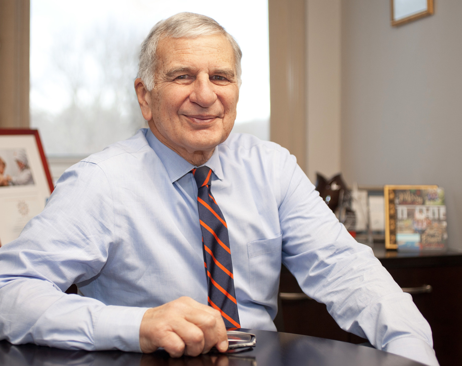Lou Giancola, president and CEO of South County Health, recently announced his retirement.