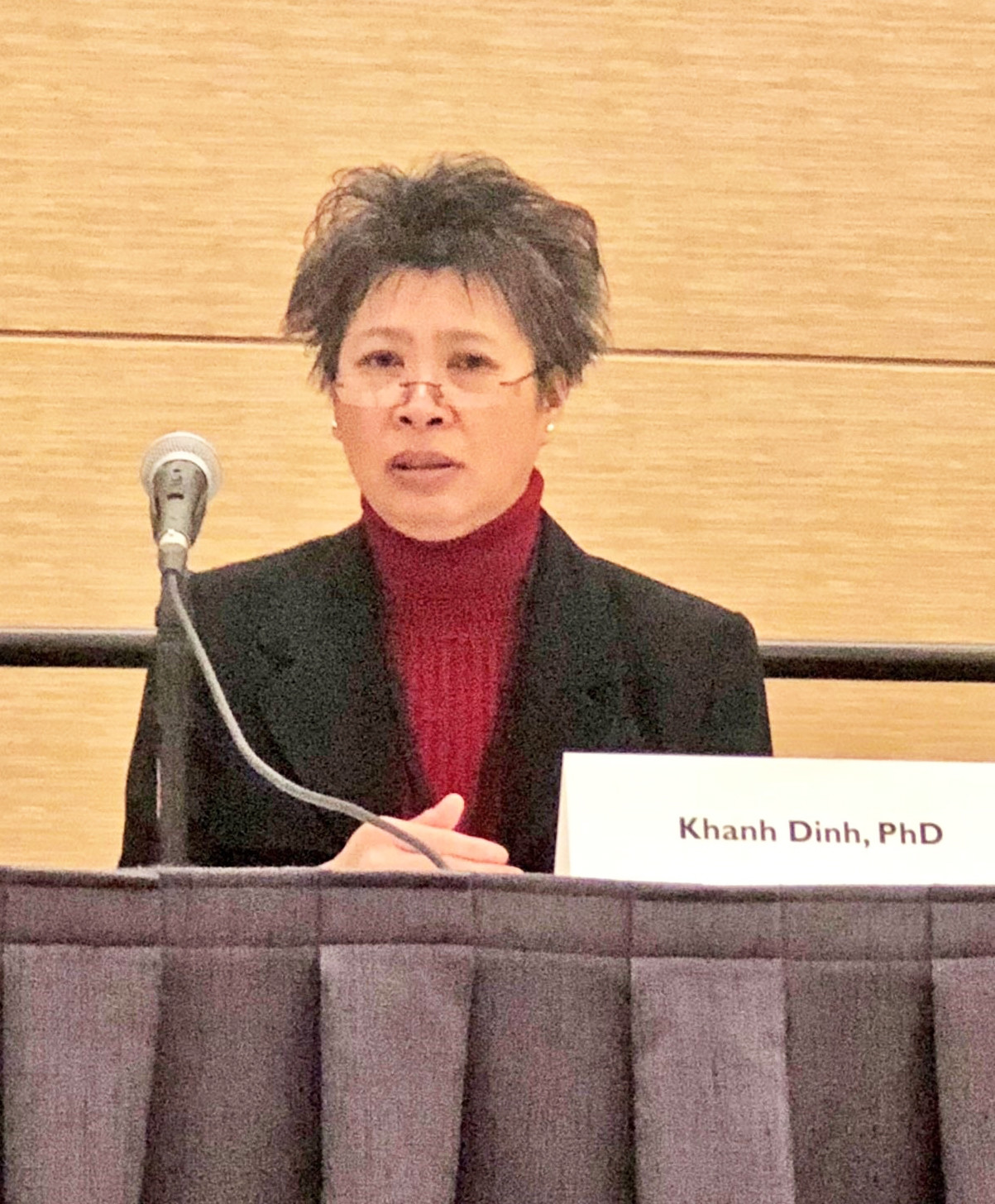 """Undocumented immigrants are living in a war zone, not knowing where the landmines may be,"" said Khanh Dinh, Ph.D., professor of Psychology at the University of Massachusetts Lowell. 