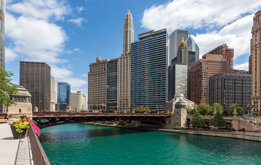 The ING Leadership Networking Summit will take place at the Wyndham Grand Chicago Riverfront.