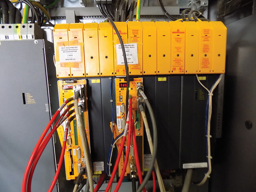 Today's press controls are a complex mix of mechanical and electronic components that can challenge even the most experienced electrician. While drive controls have come a long way and are much more reliable, the complexity adds another layer of confusion for press operators when something goes wrong.