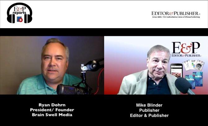 Ryan Dohrn on E&P Reports