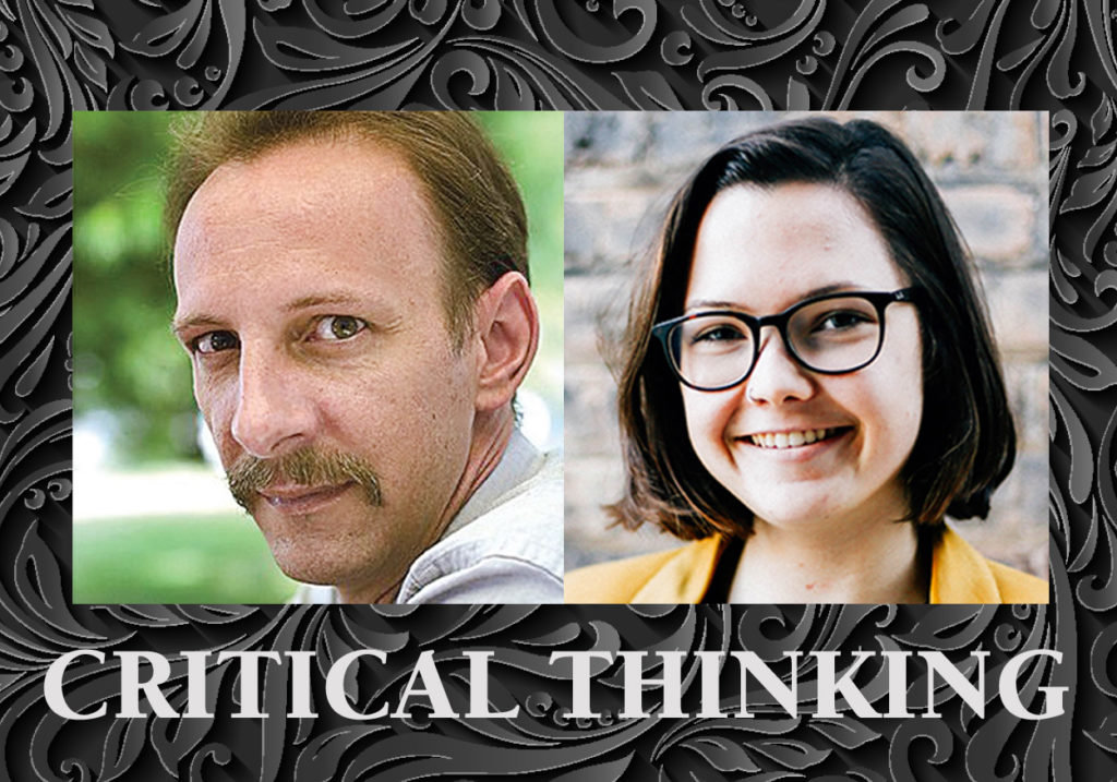 Critical Thinking - March 2019 Edition