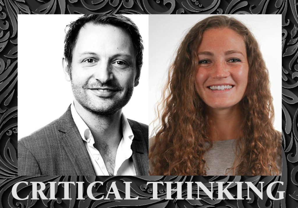 Critical Thinking February 2019 Edition