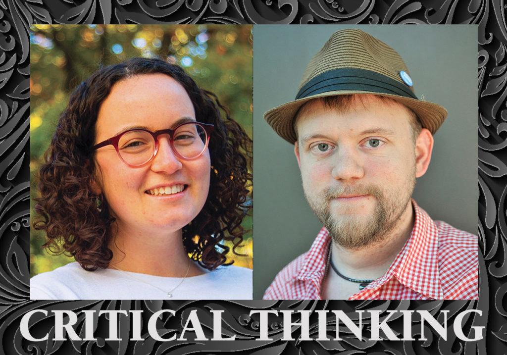 Critical Thinking January 2019