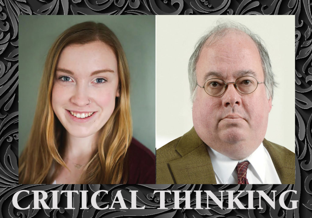 Critical Thinking November 2018