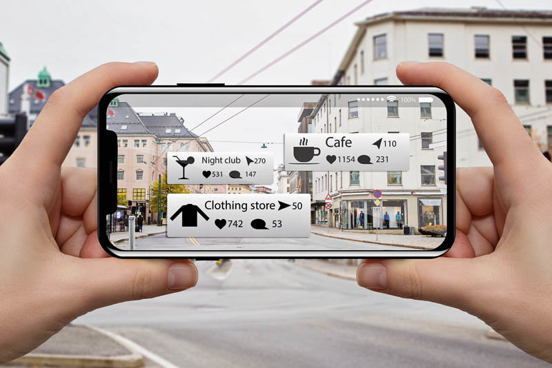 Expect to see more brands and news publishers turn to augmented reality to engage with consumers.