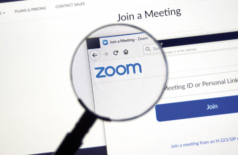 When the pandemic hit in March and workers were forced to move online, the video conferencing app for Zoom was downloaded more than 2 million times worldwide.