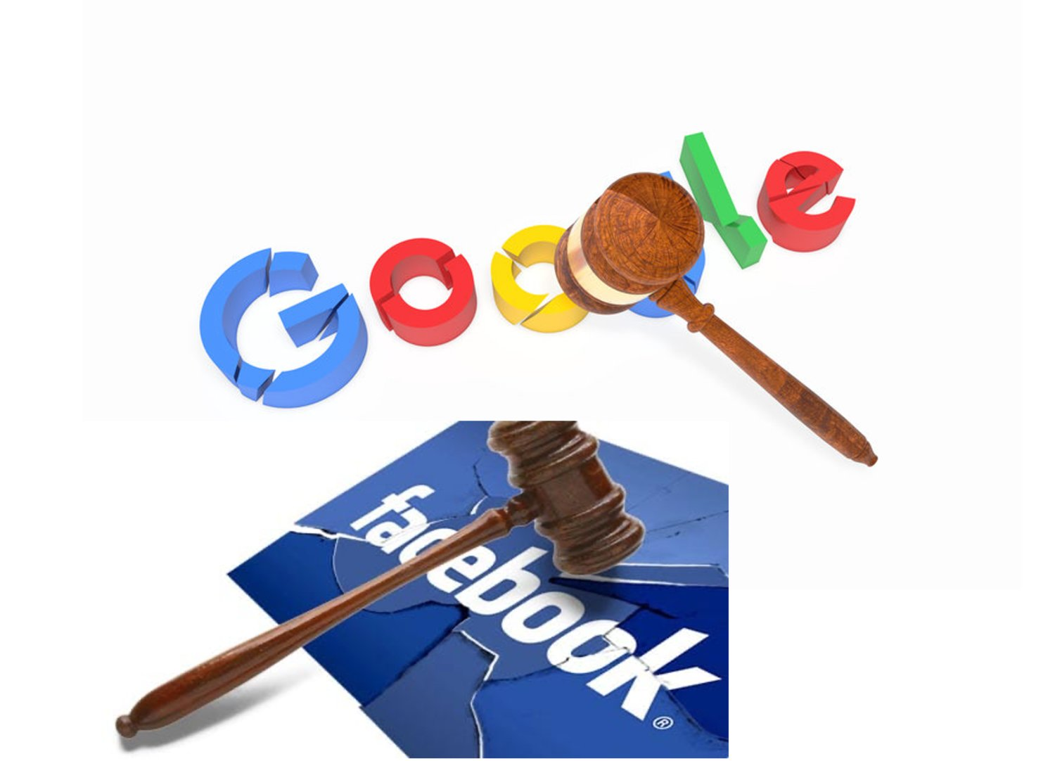 Wave of New Newspapers Sue Google and Facebook