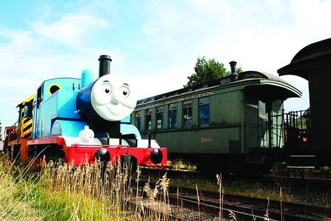 Day Out With Thomas is an annual event that brings the beloved children's story and TV character to life.
