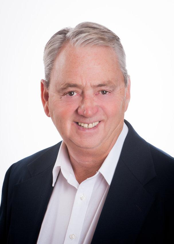 Harrison Mayor Jerry Jackson