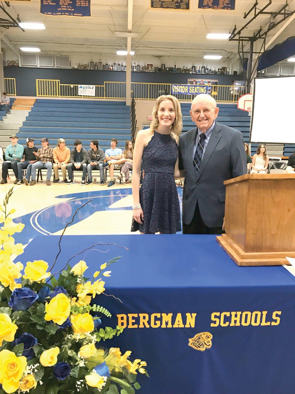 Kayden Powers awarded Scholarship | Harrison Daily