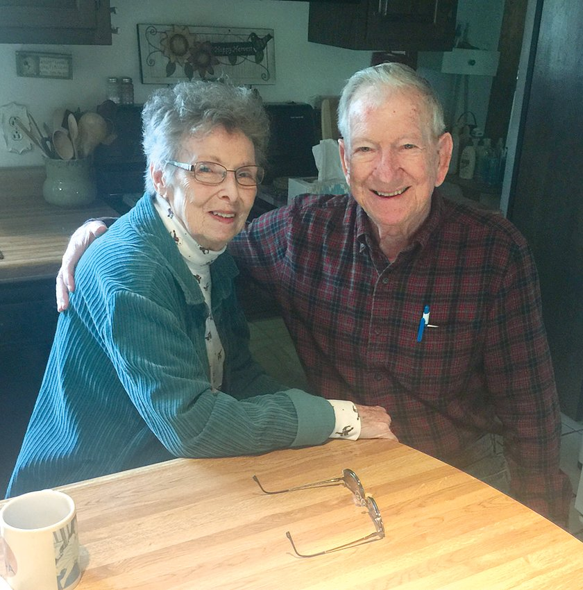From 1975 to 2017, Joe and Vonnie Martin served the village of Raymond together, as trustee and village clerk until Vonnie's retirement from the clerk's position two years ago. Monday, May 6, will be Joe's final Raymond village board meeting, almost 50 years to the day that he started as a trustee in May of 1969.