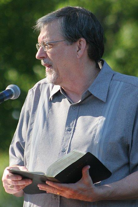 Pastor Matt Ferguson