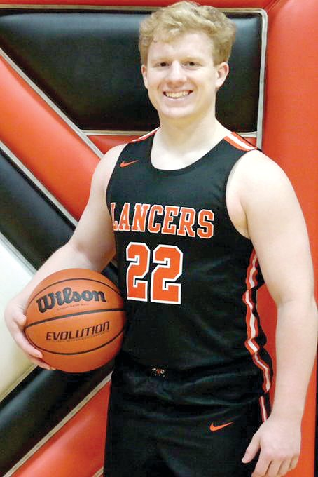 A three-sport athlete and Lincolnwood's valedictorian, Evan Hopper was named the Chad Langheim Male Athlete of the Year by the athletic directors of the MSM Conference.
