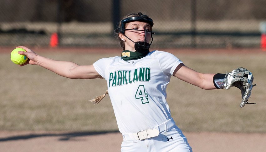 Litchfield grad Emily Senjan is off to a hot start for the Parkland Cobras, racking up a record of 7-1 this year.