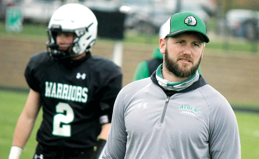After 12 years as the offensive coordinator at Athens High School, Joe Reed was hired as the Hillsboro High School football coach on Tuesday, June 15, by the Hillsboro Board of Education.