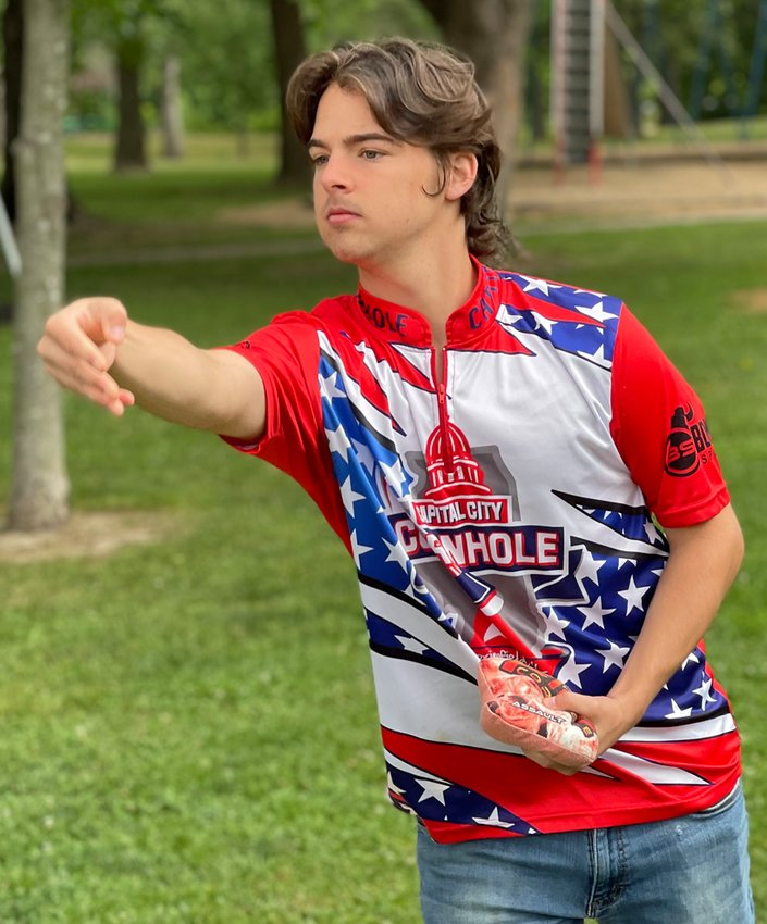 Litchfield High School graduate Jeremy Frazier has found success in the sport of cornhole and will make his television debut on Friday, June 25, when NBC Sports broadcasts the USA Cornhole Club Championships at 9 p.m.